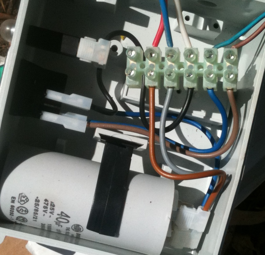 Well Pump Capacitor Wiring - Wiring Diagram Read Water Pump Wiring Diagram Capacitor on