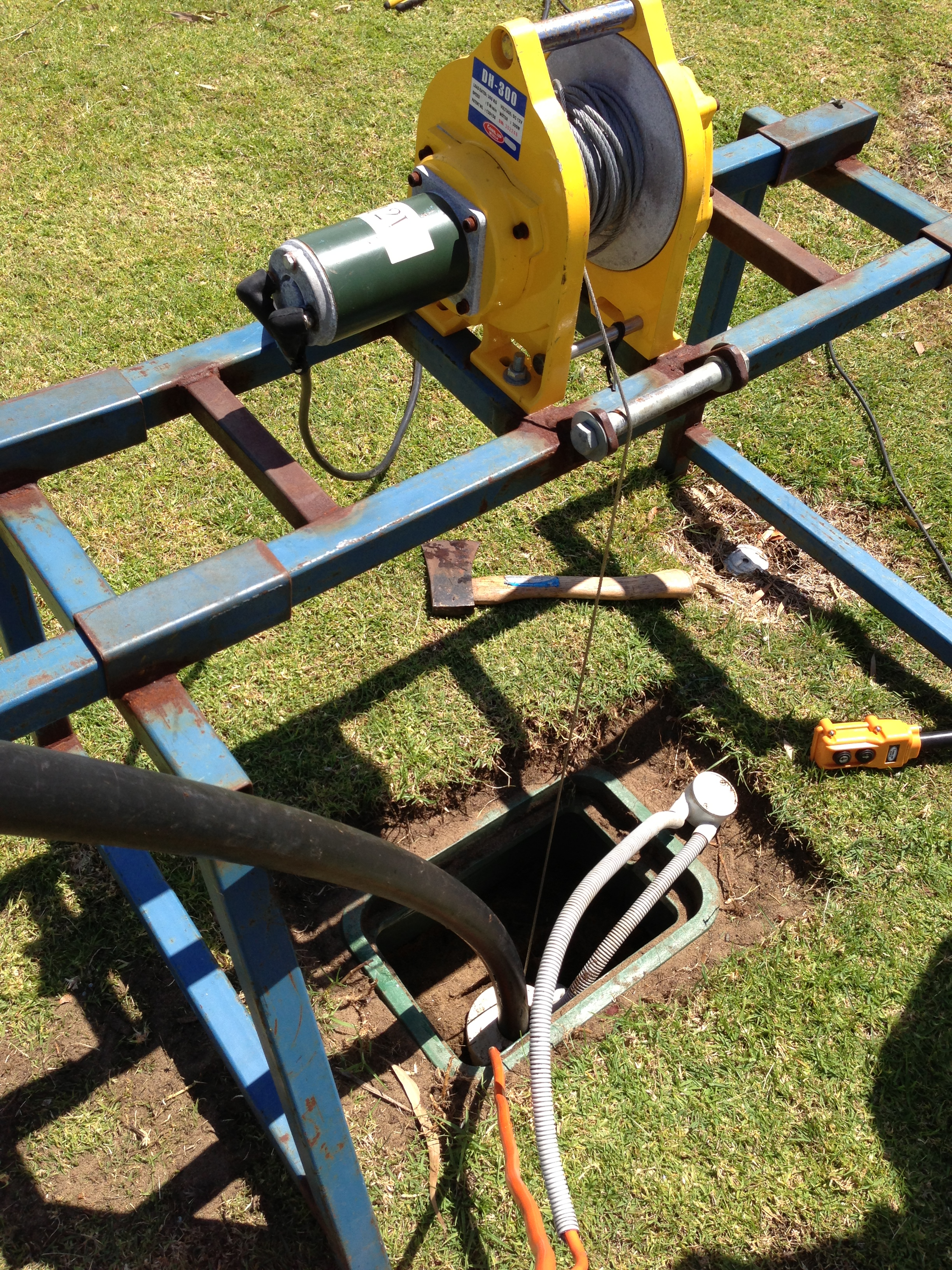 Bores pumps perth water bore troubleshooters for Well pump motor replacement